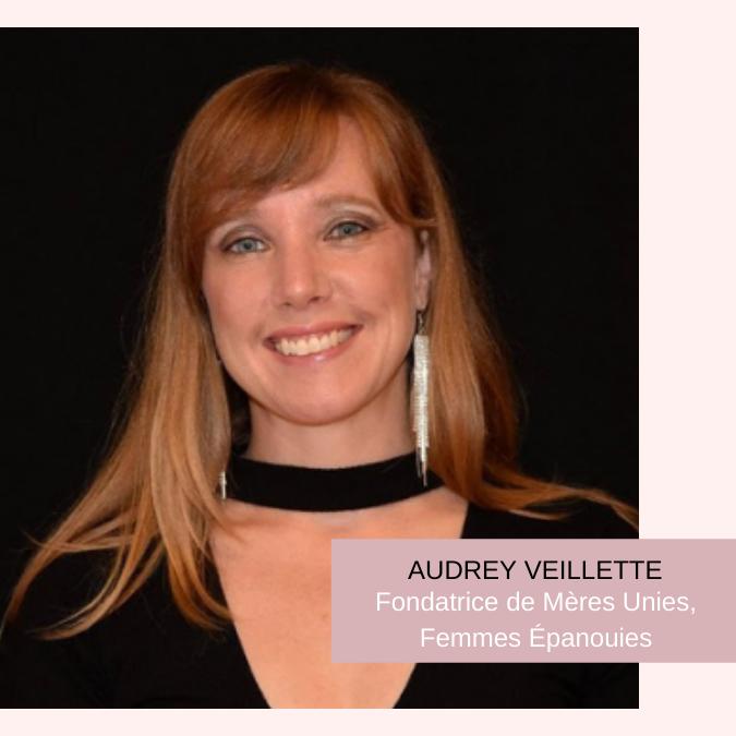 Audrey Veillette - témoignage MF